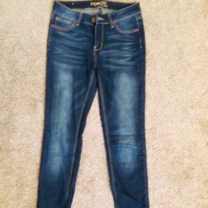 Rue21 mid rise jeans